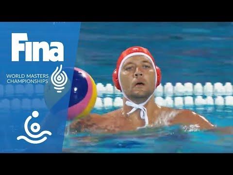 LIVE - Water Polo Day 7: St. Petersburg - Millennium HUN | FINA World Masters 2017 Budapest