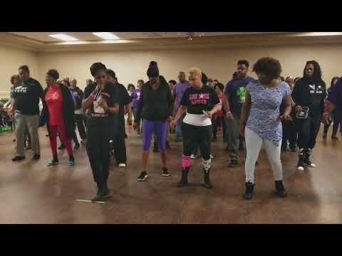 Arica Dickens Bump That Instructional and Dance