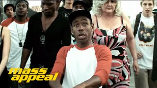 vuclip Pusha T - Trouble On My Mind feat. Tyler, The Creator (Official Video)