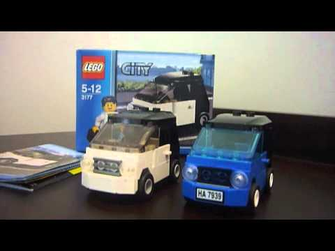 Lego City Small Car Review
