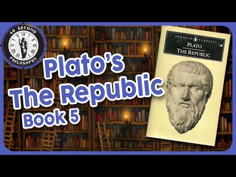 Plato's Republic- Book 5