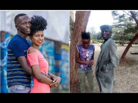 #theTrend: Viral street couple share their unique love story