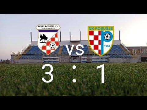 HNK Tomislav vs HŠK Posušje (3:1) [2016/2017]