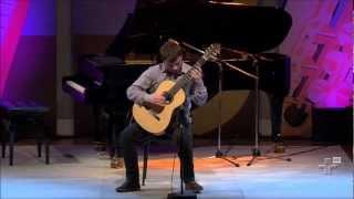 Josias Gustavo Müller - J.S. Bach: Allegro BWV 998