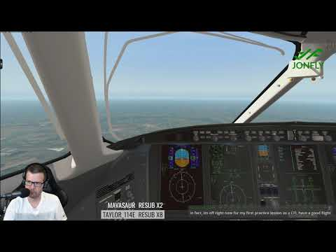 Day 2 Bombardier Challenger 300 v2 Captain Edition XP11 X-Pl