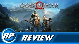 God of War (2018) Review - PS4 (Recommended Playing)