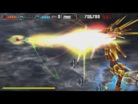DariusBurst (PSP) - Counterburst (Ataque especial) #DariusBurst