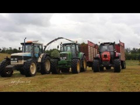 ward agri pit silage 2nd cut co sligo HD
