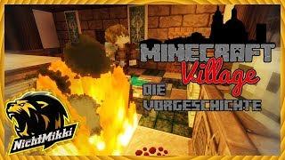 Minecraft Village Vorgeschichte   Role Play   NichtMikki