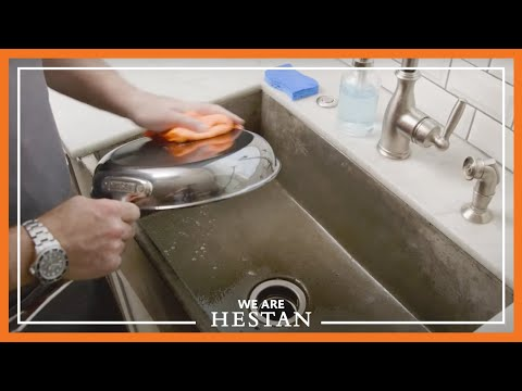 Hestan Nanobond: Easy Cleaning with Matt Bolus