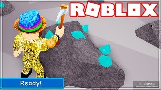 🔥 LEGENDARY DIAMOND ROCK EM PET MINIG SIMULATOR-ROBLOX