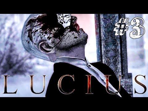 ХРЕНОВОЕ РОЖДЕСТВО! ► Lucius Прохождение #3 ► ИНДИ ХОРРОР ИГРА