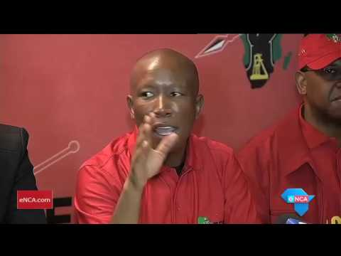Zille must step down: Malema