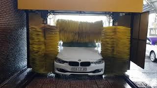 Máy rửa xe tự động Việt Nam