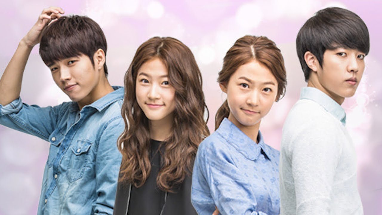 High School Love On New Korean Drama Ep. 1 Review - YouTube