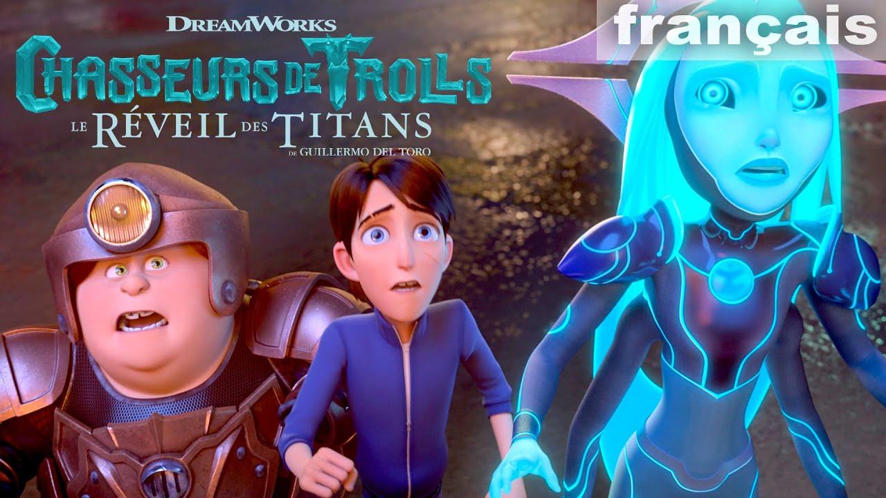 Download CHASSEURS DE TROLLS : LE RÉVEIL DES TITANS | Bande-Annonce | Netflix