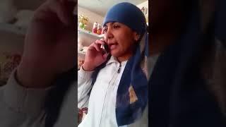 УЗБЕЧКА РАЗГОВАРИВАЕТ UZBEK wOMAN