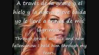 faith hill (español) My wild frontier