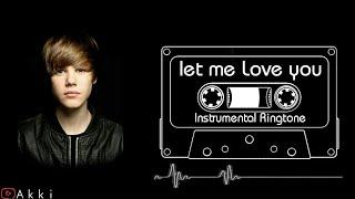 Let Me Love You Instrumental Ringtone   Akki
