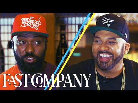 Desus & Mero On Being Authentic, Creating a Successful Brand, and Taylor Swift | Fast Company
