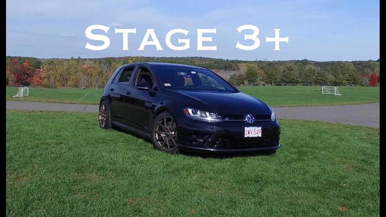 Worksheet. APR Stage 3 Golf R 4K  YouTube