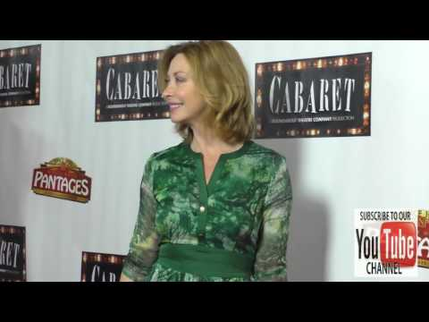 Sharon Lawrence at the Opening Of Cabaret At Hollywood Pantages Theatre