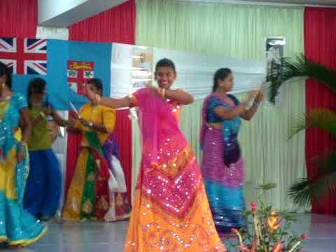 Avneet Singh - Gandhi Day Celebration Suva Fiji 2010