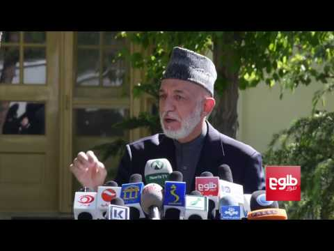 Karzai Shifts His Stance on Taliban, Calls Them Terrorists