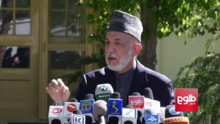Karzai Shifts His Stance on Taliban, Calls Them Terrorists