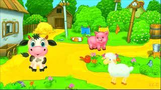 Про животных  Песенка про животных  Учим животных  Развивающая ребенка  Для малышей  Для самых мален