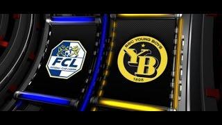 Fc Luzern vs Fc YB (09.11.16)