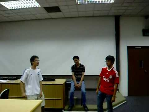 Publicity Video for Soccer Interest Group in NUS Campus Crusade Arts Region LM