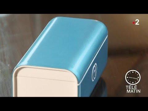 Nouveau un mini frigo youtube - Transporter un frigo couche ...