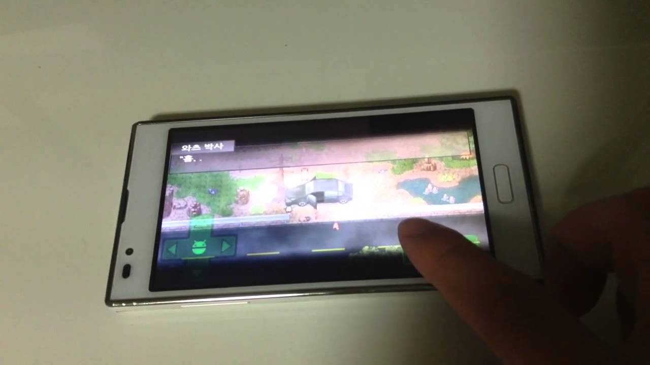 RPG XP on android