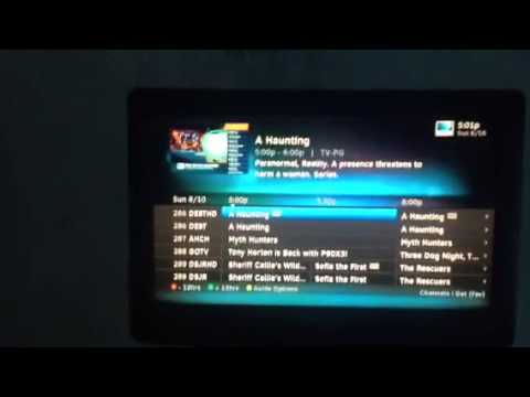 Directv Hd Recieverwhole Home Dvr Youtube