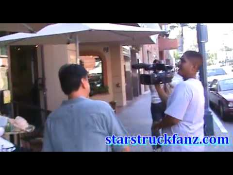 StarStruckz.com walks and talks with actor Tzi Ma