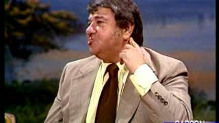 Mix - Buddy Hackett Tells Divorce Jokes & Naked Bath Story to Johnny Carson, Part 2 on Tonight Show