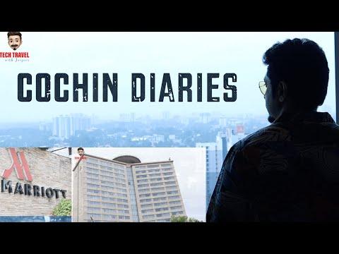 COCHIN DIARIES/TRIP TO KOCHI MARRIOTT HOTEL AFTER LOCKDOWN/ROADTRIP TO KOCHI