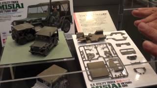 ●135ミリタリーミニチュアシリーズNo 334アメリカM151A1 ベトナム戦争【東京ホビーショー2013】