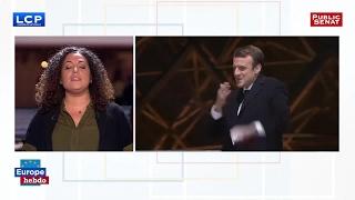 Émission spéciale : la victoire d'Emmanuel Macron vue de l'Europe - Europe hebdo (11/05/2017)