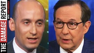 Chris Wallace Puts A Hurt On Stephen Miller