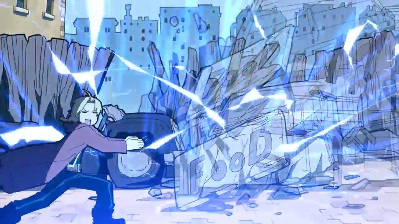 смешные моменты из аниме 'Стальной алхимик' #2 - YouTube