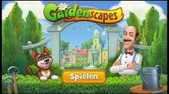 Gardenscapes - Level 999 & 1000 Garten aufbauen! Vorstellung + Mobil Handy Spiel Gameplay