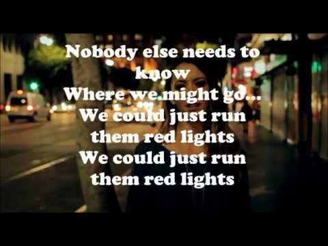 Taryn Southern - Red lights cover with lyrics