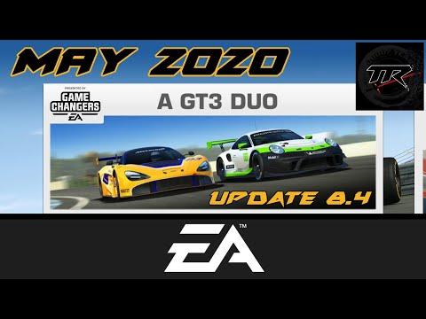 Real Racing 3 | Update 8.4 | GT3!! | Tylo Ren