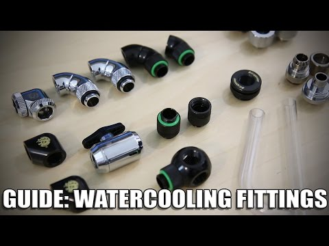 A Guide to Watercooling Fittings
