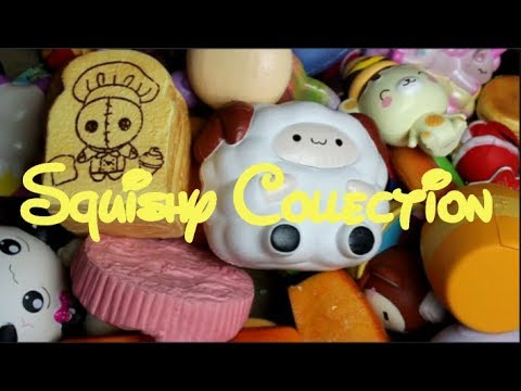 SQUISHY COLLECTION!!!