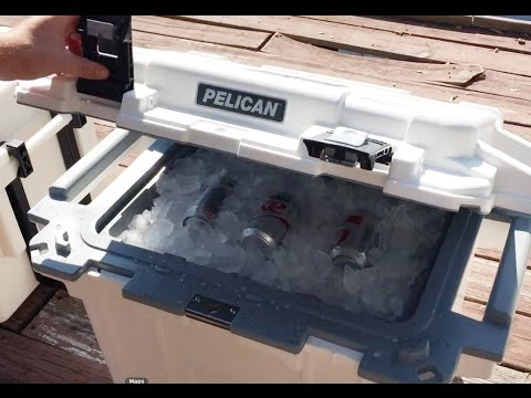 Five Day Ice Challenge Coolers Yeti Grizzly Pelican