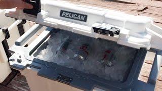 Is 10 Days Ice Retention Really Possible? NEW Pelican IM Elite Cooler Challenge, Pelican Vs Engel