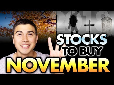 3 Stocks To Buy In November 2018 | Caterpillar, Activision Blizzard & Philip Morris